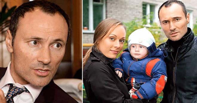 Единственный долгий брак и как выглядят жена и сын красавца-актера Дмитрия Ульянова