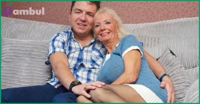 19-летний парнишка взял в жены женщину 53 лет: как теперь живут необычные супруги