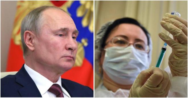 Всем колоться, ать-два! Что не так со всеобщей вакцинацией от Путина
