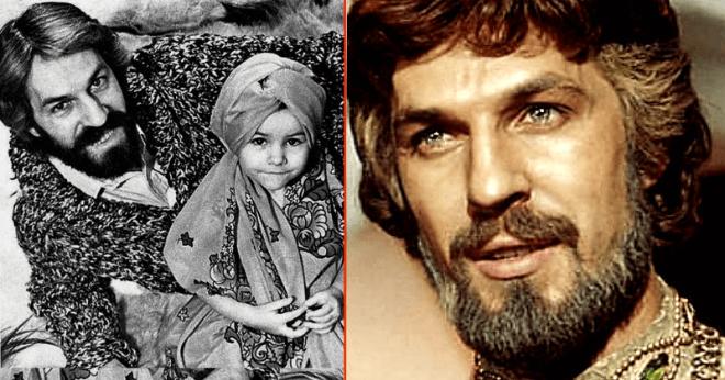 Борис Хмельницкий души не чаял в дочери, которую 6росила Вертинская, настоящий мужчина