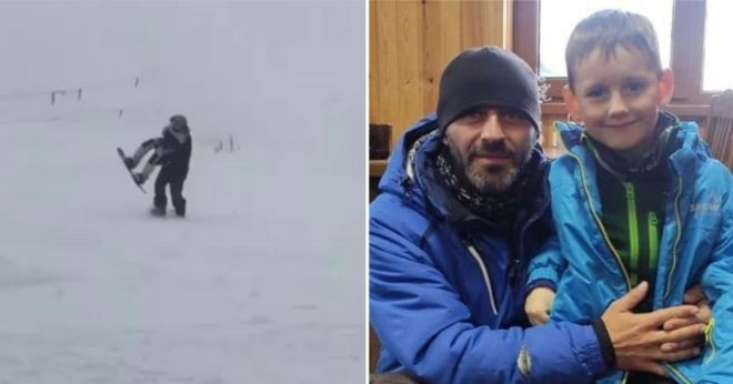 «Спасибо вам, Мурат!» Инструктор спас ребенка от лавины, укрыв собой