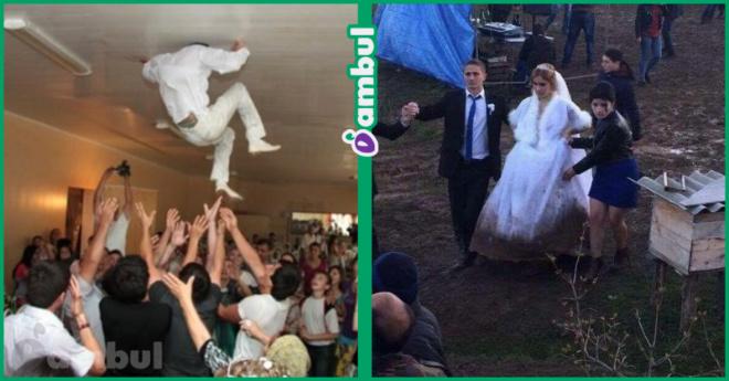 Село гуляет по полной: как в селах свадьбы играют — юмор на весь день