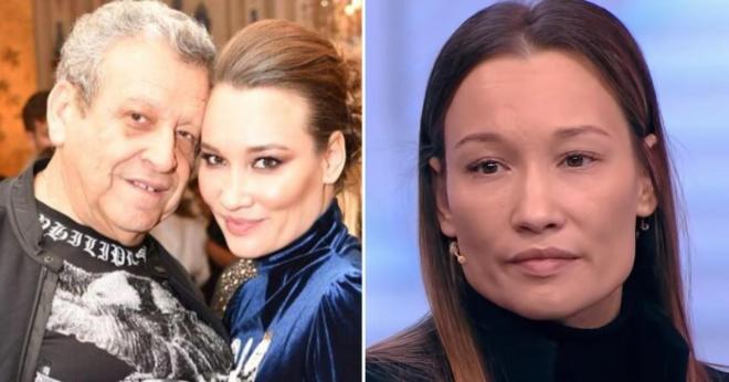 Молодая вдова Грачевского рассказала на ТВ, как поступит с наследством
