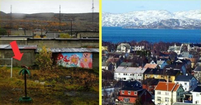 Зато у нас люди хорошие? Как живут в приграничных городах России и Норвегии