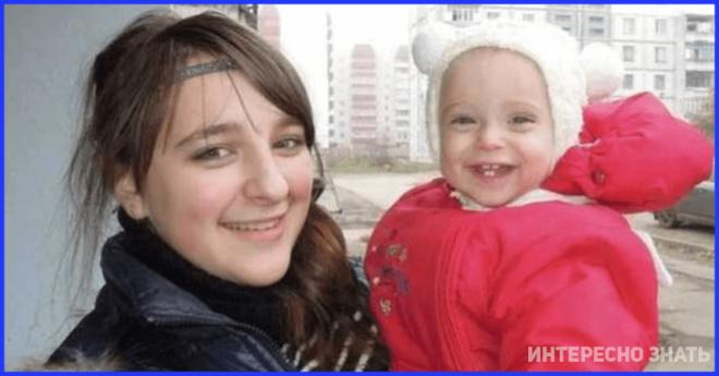 Один отец на двоих. Как сложилась судьба Нади Гнатюк ставшей мамой в 11 лет