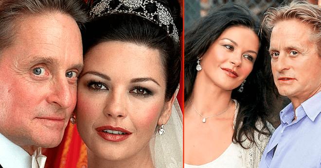 «Им было 31 и 56, когда они поженились»: прошло 20 лет, как сейчас выглядит эта яркая пара — Кэтрин Зета-Джонс и Майкл Дуглас