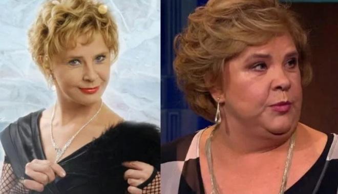 Как некрасиво стареют в прошлом красивые актрисы. «Пугающая разница».
