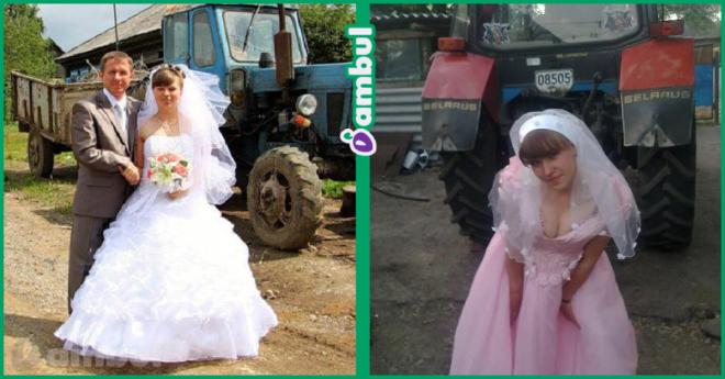 6 раз, когда сельские девушки попытались стать лакшри невестами, но вышло как всегда