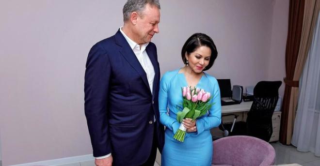 Сергей Жигунов снова ушел от жены и женился на копии Заворотнюк