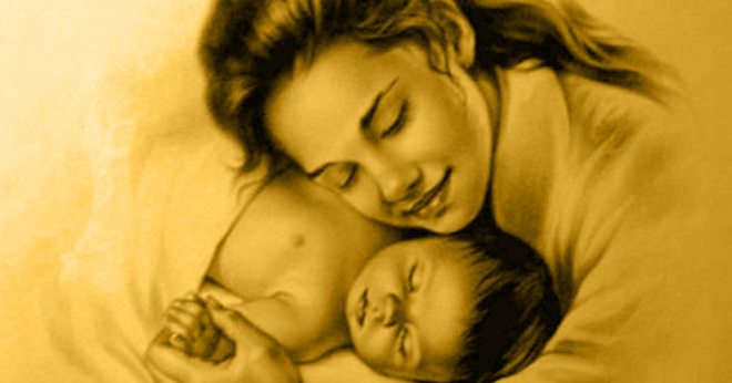Самый трогательный стих, посвященный мамам и их сыновьям