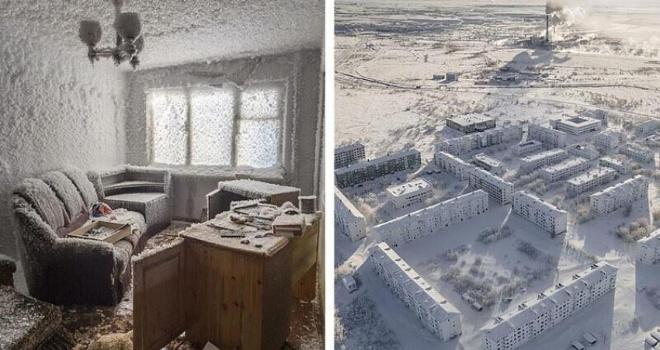 «Замёрзший» российский город: люди бросили все и сбежали