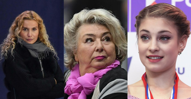 Татьяна Тарасова требует от Алёны Косторной публичных извинений перед Этери Тутберидзе