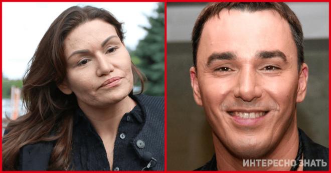 Как выглядела жена Кирилла Андреева из «Иванушек» в молодости до пластики