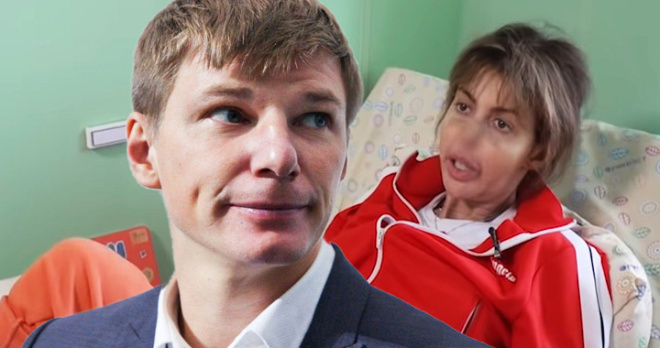 Алиса Аршавина снялась в шоу Андрея Малахова, где заявила – бывший муж «разломал» ее жизнь в «щепки»