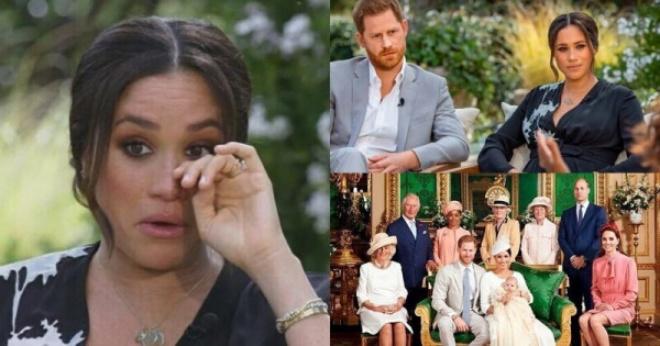 Война объявлена: Меган Маркл рассказала о расизме, тайной свадьбе и других секретах жизни во дворце