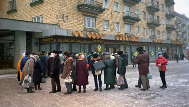 Советские «вкусняшки», которые точно не пробовали иностранцы.