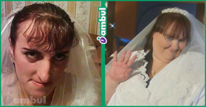 Топ-7 невест и женихов, от «красоты» которых голова идет кругом