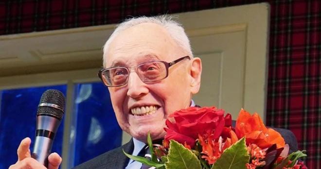 Ушел из жизни 96-летний отец Игоря Верника, народный артист России и основатель творческой династии