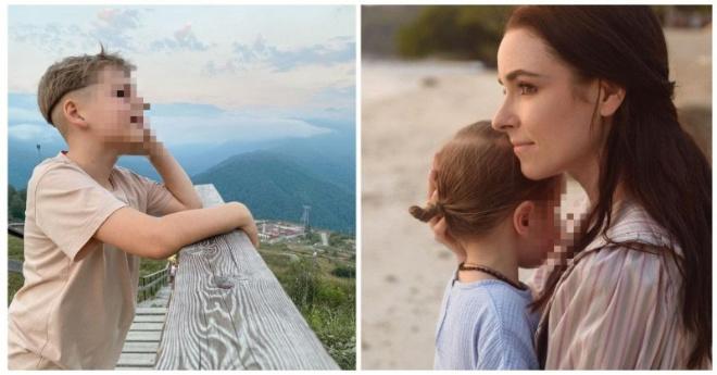 Ирена Понарошку посадила 10-летнего сына на диету и наказывает за лишний вес