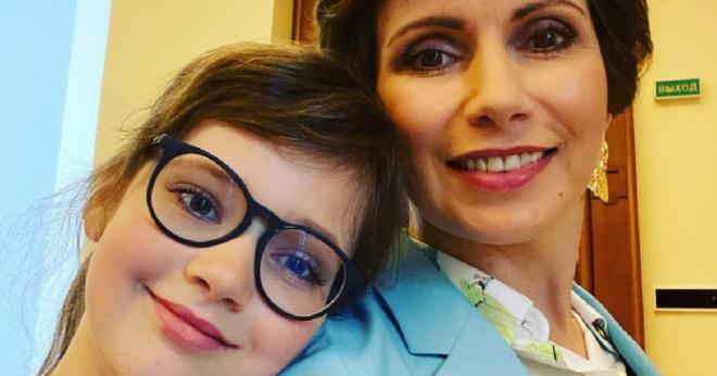 Зейналова рассказала о воспитании дочери с аутизмом