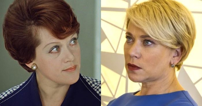 «Талант не передался»: 5 великих советских актрис и их бездарные дети