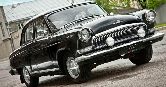 ГАЗ 23Б «секретный» автомобиль КГБ СССР, капот которого не разрешалось открывать
