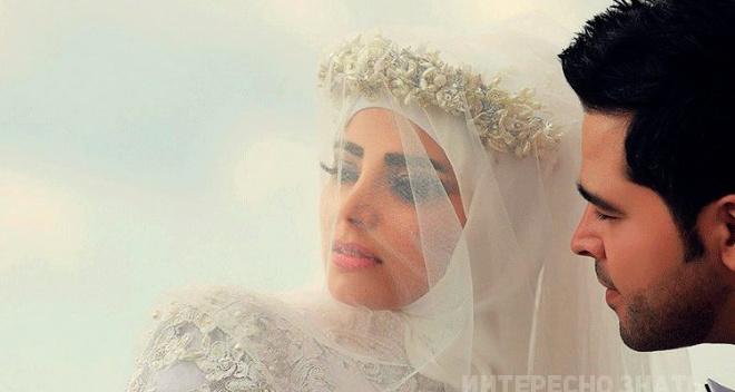 Что приходится делать мусульманкам для мужей после замужества