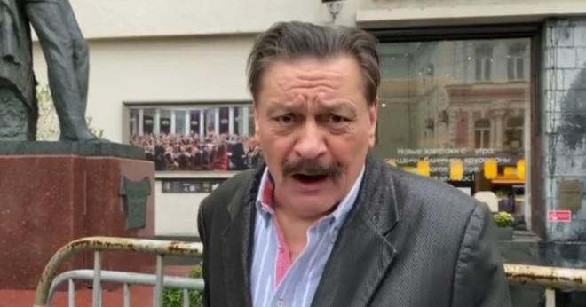 «Парад бессилья»: актер Назаров раскритиковал Парад Победы и власти