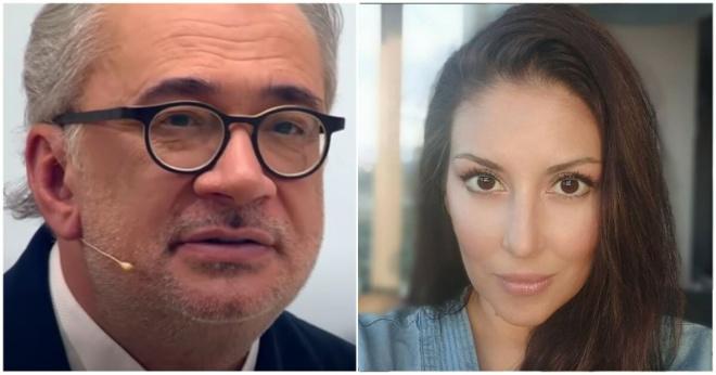 Экс-солистка «ВИА Гры» Найник обвинила Константина Меладзе в домогательствах