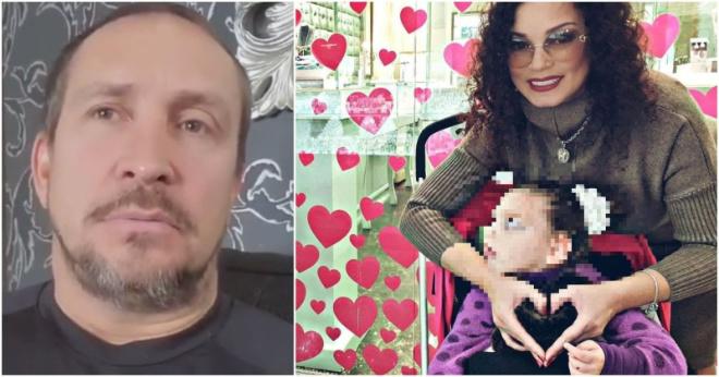 Младшая дочь Данко попала в реанимацию