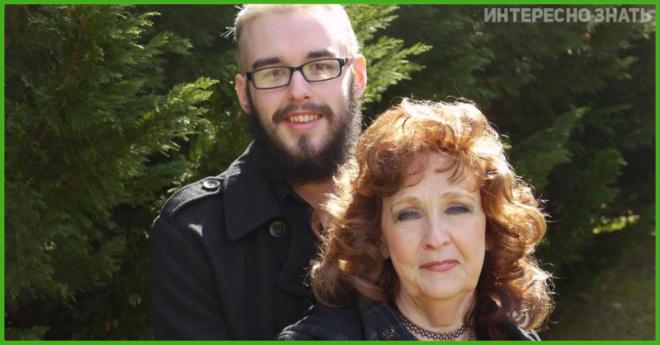 В 17 влюбился в 71-летнюю пенсионерку. Как сложилась судьба молодого парня