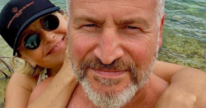 53-летний Агутин похвастался подтянутым телом на отдыхе