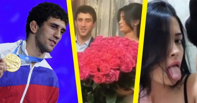 Заурбек Сидаков и Мадина Плиева – история опозоренной невесты и чемпиона