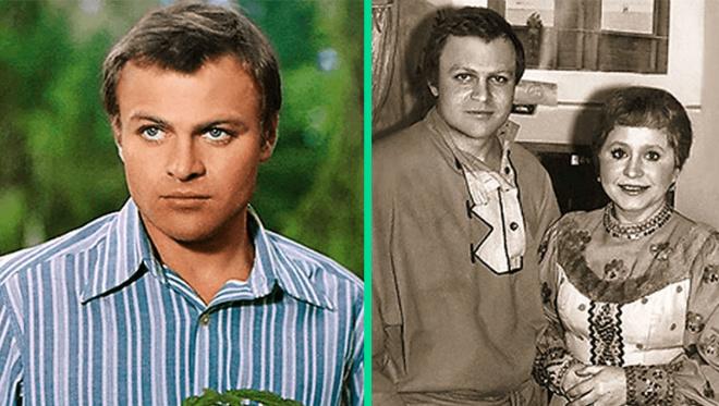 Несчастливая судьба, большая любовь и знаменитые дети — Александр Соловьев