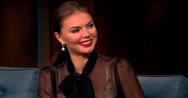 Кабаева впервые за долгое время появилась на телеэкране