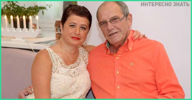 «Моя девочка». 81-летний Виторган заснял жену на отдыхе «во всей красе»