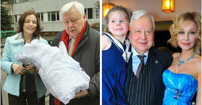 Дочери Олега Табакова уже 14 лет. В Сети появились свежие снимки девочки
